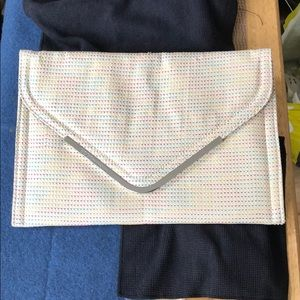 BCBGeneration envelope clutch very good condition